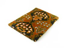 Traditional Ethnic Indonesia Batik Pattern from Java Javanese Stock Photos