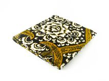 Traditional Ethnic Indonesia Batik Pattern from Java Javanese stock photography
