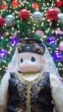 Traditional European dress Royalty Free Stock Photo
