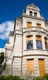 Traditional european mansion Royalty Free Stock Photos