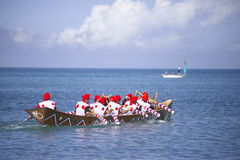 Traditional event in Okinawa Meijo Harleigh Royalty Free Stock Images