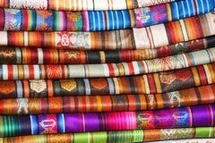 Traditional fabrics Royalty Free Stock Photography