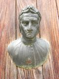 Traditional face door knocker in Venice Royalty Free Stock Photography