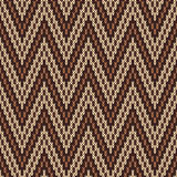 Traditional Fair Isle Pattern. Seamless Knitting Ornament Stock Images
