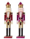 Traditional Figurine Christmas Nutcracker Stock Photography