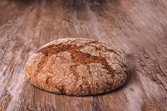 Traditional Finnish rye bread Royalty Free Stock Photo