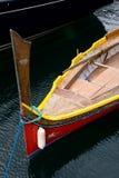 Traditional fishing boat, Malta Stock Photo