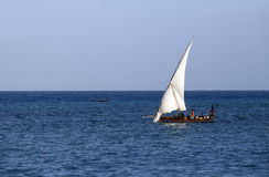 Traditional fishing boats Stock Photos