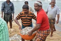 Traditional fishing Stock Photos