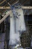 Traditional Fishing net. Close up photo of Fishing net royalty free stock photos