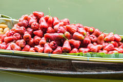 Traditional floating market Royalty Free Stock Photos