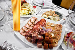 Traditional food Royalty Free Stock Image