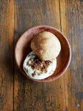 Sorabi bandung. Traditional food from bandung Royalty Free Stock Images