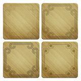 Traditional frames Royalty Free Stock Photography
