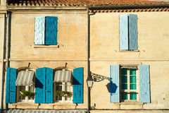 Traditional French architecture Stock Photos