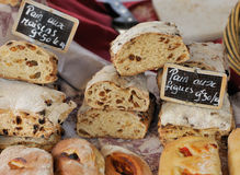 Traditional french bread of Provence Royalty Free Stock Photo