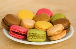 Traditional French dessert Royalty Free Stock Photography