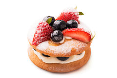 Traditional French dessert Stock Photography