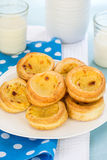Traditional French pastry for All Saints' Day Stock Image