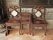 Traditional furniture Royalty Free Stock Photography