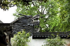 Traditional Garden,  Shanghai Stock Photos