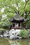 Traditional Garden,  Shanghai Stock Image