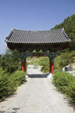 Traditional Gate,South Korea Royalty Free Stock Photo
