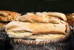 Traditional geman farmhouse bread Royalty Free Stock Photo