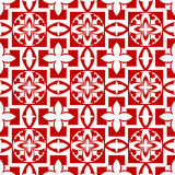 Traditional geometric pattern Royalty Free Stock Photos