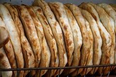 Traditional Georgian bread - ShotisPuri stock photography