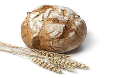 Traditional german crust bread Stock Images