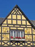 Traditional German house Royalty Free Stock Photography