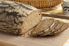 Traditional german Krustenbrot Stock Photography