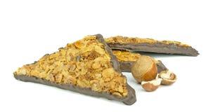 Traditional German Nut Corner Cakes Stock Image