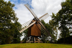Traditional German Windmill Royalty Free Stock Image