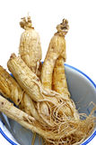 Traditional Ginseng Herb 02 Stock Images