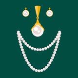 Traditional golden jewellery bangles diamond luxury fine minute precious gold jewelery vector illustration. Traditional golden jewellery bangles diamond luxury Royalty Free Stock Photos