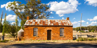Traditional Goldfields Property Royalty Free Stock Image