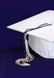 Traditional Graduation Cap Stock Photo