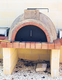 Traditional Greece and Cyprus kleftiko pit oven. Mediterranean cuisine. Greek Lamb. Traditional Greece and Cyprus kleftiko pit oven. Mediterranean cuisine Stock Image