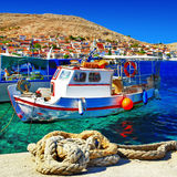 Traditional Greece series Royalty Free Stock Image
