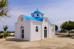 Traditional Greek Church royalty free stock image