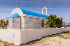 Traditional Greek Church Royalty Free Stock Photos
