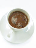 Traditional Greek coffee Stock Images
