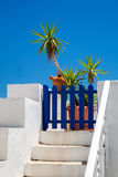 Traditional greek house on Sifnos island Royalty Free Stock Photo
