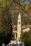 Traditional Greek orthodox church. Found at Faraklata village of Kefalonia island Stock Photography