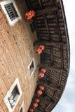 Traditional Hakka house details Stock Photos