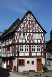 Traditional half-timbered house Stock Photos