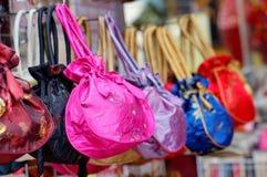Traditional handbags Stock Image