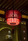 Traditional handcraft chinese lamp Royalty Free Stock Image